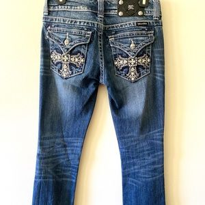 Miss Me Jeans. Only worn once
